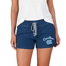 Officially Licensed NCAA Concepts Sport Ladies' Knit Short - UNC