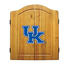 Officially Licensed NCAA Dart Cabinet
