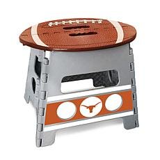 Officially Licensed NCAA Folding Step Stool - University of Texas