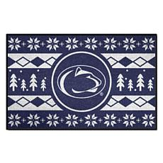 Officially Licensed NCAA Holiday Sweater Mat - Penn State