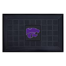 Officially Licensed NCAA Kansas State University Heavy Duty Door Mat