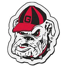 Officially Licensed NCAA Mascot Rug - University of Georgia