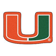 Officially Licensed NCAA Mascot Rug - University of Miami