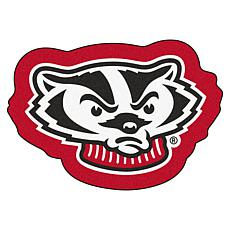 Officially Licensed NCAA Mascot Rug - University of Wisconsin