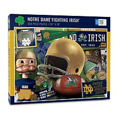 Officially Licensed NCAA Notre Dame Fighting Irish 500-Piece Puzzle