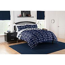 Officially Licensed NCAA Queen Bed Set - Penn State Nittany Lions