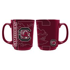 Officially Licensed NCAA Reflective 11 oz. Coffee Mug - South Carolina