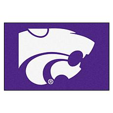 Officially Licensed NCAA Rug - Kansas State University