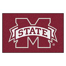 Officially Licensed NCAA Rug - Mississippi State University