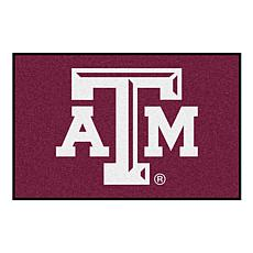 Officially Licensed NCAA Rug - Texas A&M University