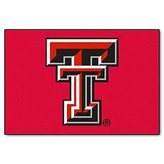 Officially Licensed NCAA Rug - Texas Tech University