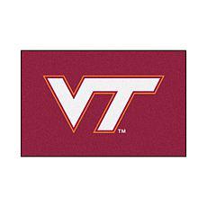 Officially Licensed NCAA Rug - Virginia Tech
