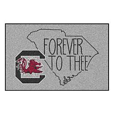 Officially Licensed NCAA Southern Style Rug - Univ. of South Carolina