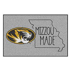 Officially Licensed NCAA Southern Style Rug - University of Missouri