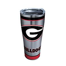 Officially Licensed NCAA Stainless Steel Tumbler - Georgia Bulldogs