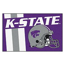 Officially Licensed NCAA Uniform Rug - Kansas State University