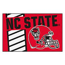 Officially Licensed NCAA Uniform Rug - North Carolina State University
