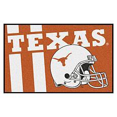 Officially Licensed NCAA Uniform Rug - University of Texas
