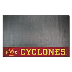 Officially Licensed NCAA Vinyl Grill Mat - Iowa State University