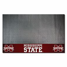 Officially Licensed NCAA Vinyl Grill Mat- Mississippi State University
