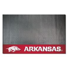 Officially Licensed NCAA Vinyl Grill Mat - University of Arkansas