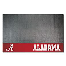 Officially Licensed NCAA Vinyl Grill Mat - University of Alabama