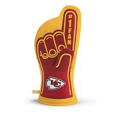 Officially Licensed NFL #1 Fan Oven Mitt