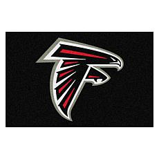 """Officially Licensed NFL 19"""" x 30"""" Rug - Atlanta Falcons Red Rug"""