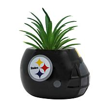 Officially Licensed NFL 2-pack Planter - Pittsburgh Steelers
