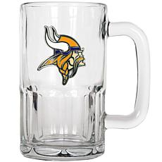 Officially Licensed NFL 20 oz. Root Beer Mug - Vikings