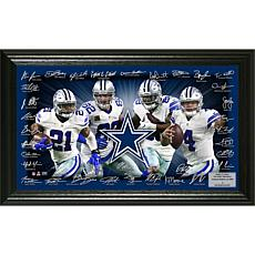 Officially Licensed NFL 2017 Signature Gridiron Collection - Cowboys