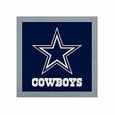 """Officially Licensed NFL 23"""" Felt Wall Banner - Dallas Cowboys"""