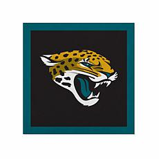 "Officially Licensed NFL 23"" Felt Wall Banner - Jacksonville Jaguars"