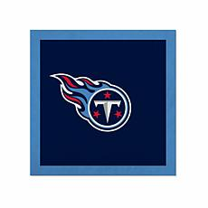 """Officially Licensed NFL 23"""" Felt Wall Banner - Tennessee Titans"""