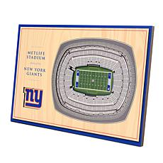 Officially-Licensed NFL 3-D StadiumViews Display - New York Giants