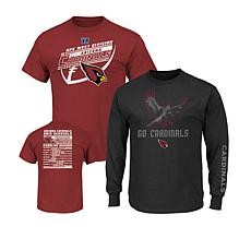 Officially Licensed NFL 3-in-1 T-Shirt Combo by Fanatics ... 40e14e0b79