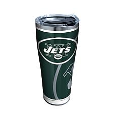 Officially Licensed NFL 30oz. Stainless Tervis Rush Tumbler - NY Jets