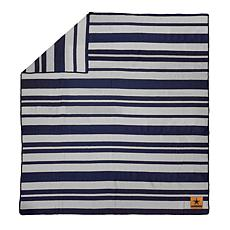 Officially Licensed NFL Acrylic Stripe Throw Blanket - Dallas Cowboys
