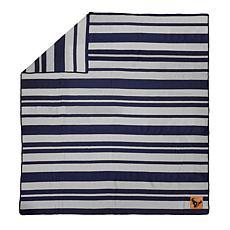 Officially Licensed NFL Acrylic Stripe Throw Blanket - Houston Texans