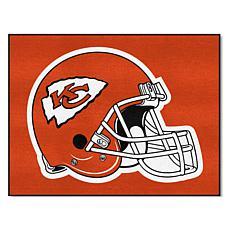 Officially Licensed NFL All-Star Mat - Kansas City Chiefs