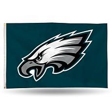 Officially Licensed NFL Banner Flag - Eagles