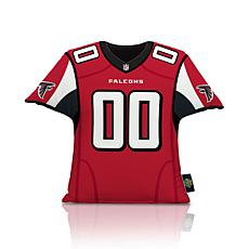 Officially Licensed NFL Big League Jersey Pillow - Atlanta Falcons