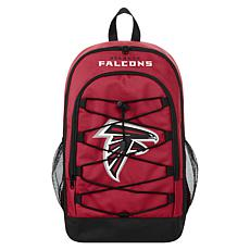 Officially Licensed NFL Bungee Backpack - Atlanta Falcons
