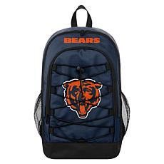 Officially Licensed NFL Bungee Backpack - Chicago Bears