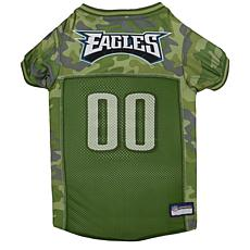 Officially Licensed NFL Camo Jersey - Philadelphia Eagles