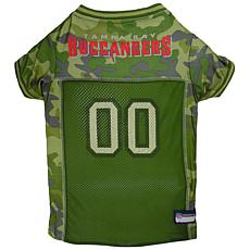 Officially Licensed NFL Camo Jersey - Tampa Bay Buccaneers