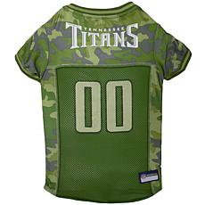 Officially Licensed NFL Camo Jersey - Tennessee Titans