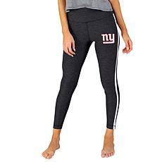 Officially Licensed NFL Centerline Knit Legging - Giants