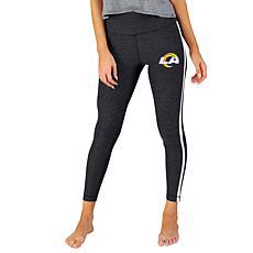 Officially Licensed NFL Centerline Knit Legging - Rams