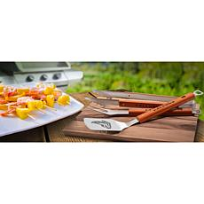Officially Licensed NFL Classic Series 3-piece BBQ Set - Falcons